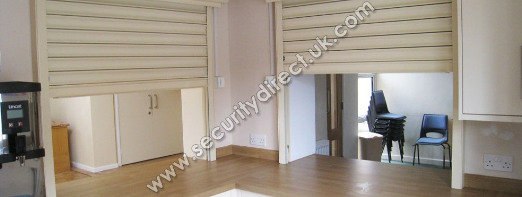 Kitchen Roller Shutter