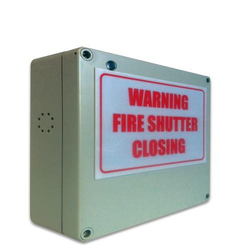 Fire Shutter Controls