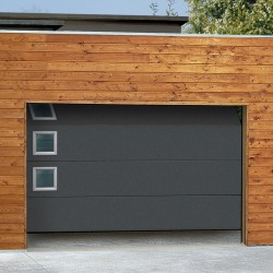 SeceuroGlide Compact Sectional Garage Doors