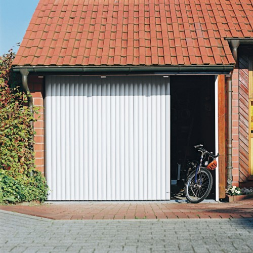 Horizontal Sliding Garage Door