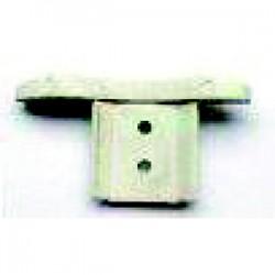 Endlocks - 75mm - Nylon - Powder Coated