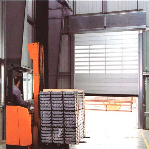 High Speed Roller Shutters