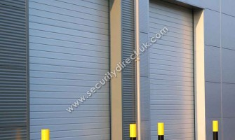 Warehouse Shutter Doors  For Security