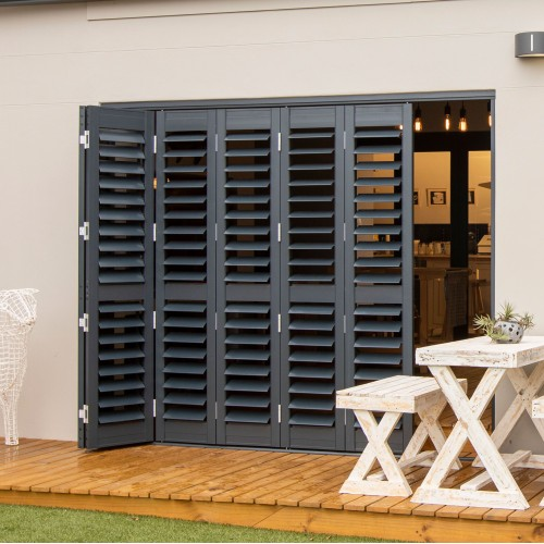 Plantation Security Shutters