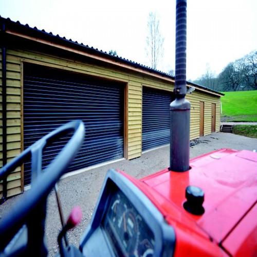 Agricultural Roller Shutter Doors