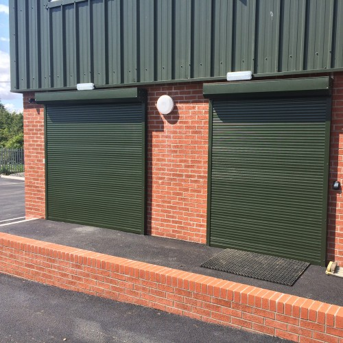 LPCB Security Rated Shutters