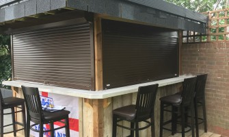 Securing Outdoor Eating and Drinking Areas