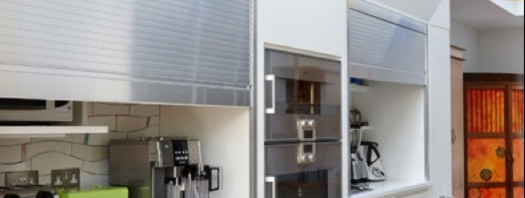 Roller Shutters for Cupboards