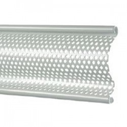 22G (0.7mm) - Perforated Slats