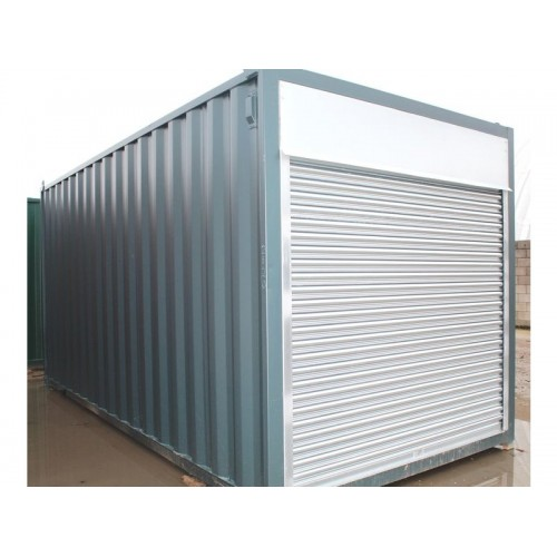 Shipping Container Shutters