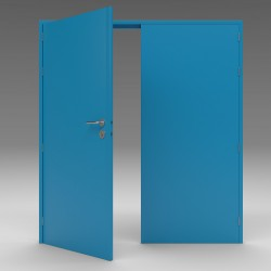 LPS 1175 SR1 Steel Doors
