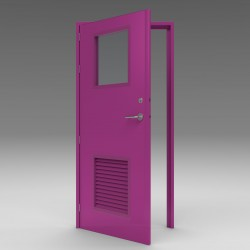 LPS 1175 SR2 Steel Doors