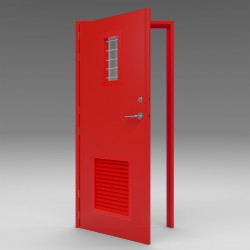 LPS 1175 SR4 Steel Doors