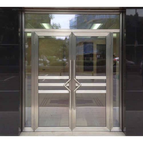 Fully Glazed Door Systems