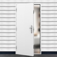 Stock Steel Doors