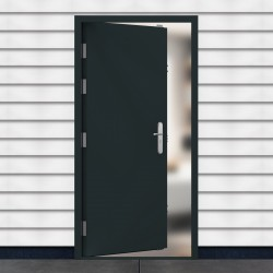 High Security Entry Door