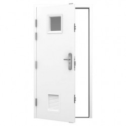 Medium Security Entry Door