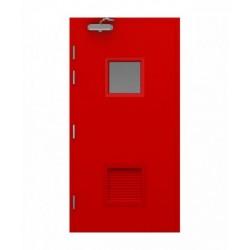 Steel Door - Blank