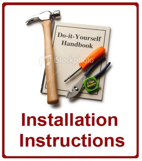 Industrial Roller Shutters Motorised Operation Installation Instructions
