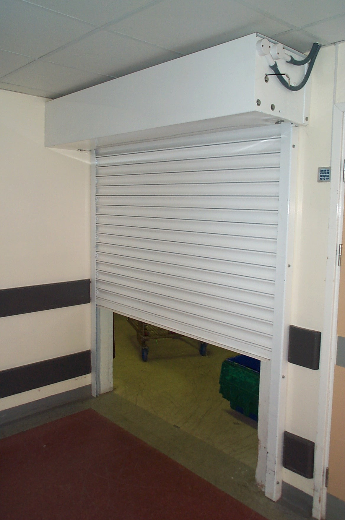 Fire Shutters Security Direct