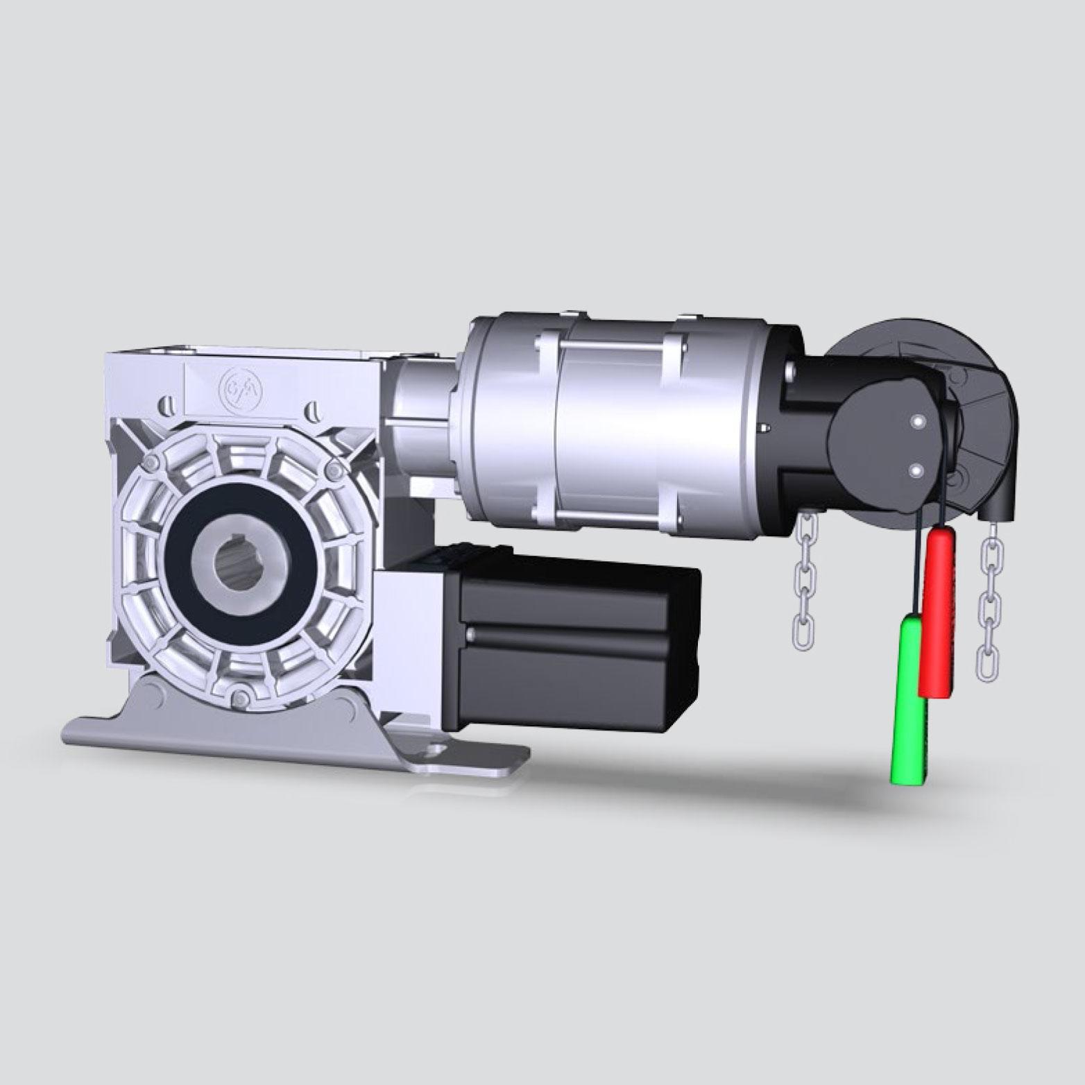 High speed insulated roller door security direct for Roller shutter motor installation