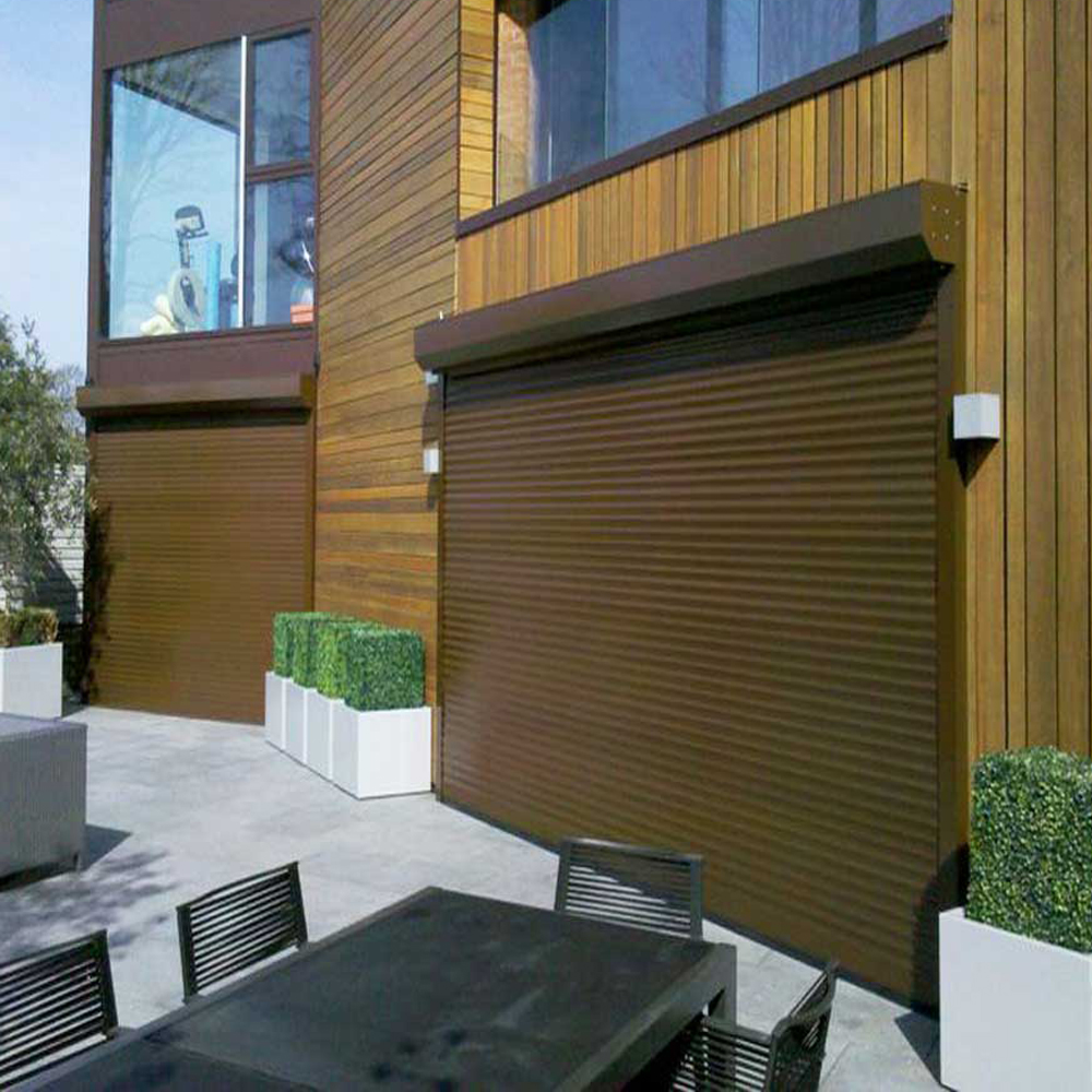 High Security Roller Shutter Doors | Security Direct