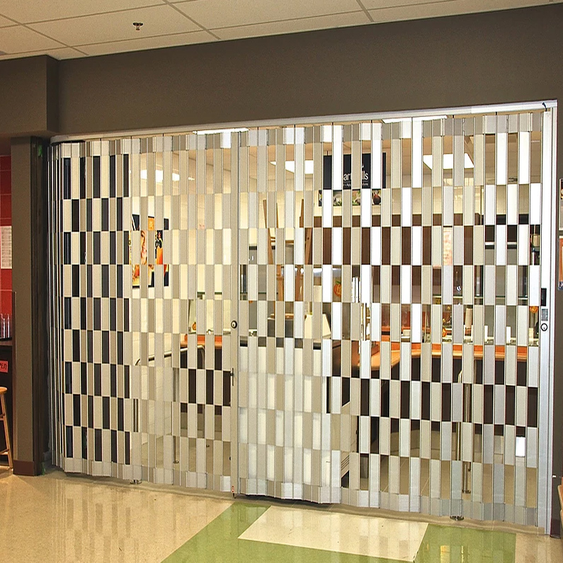Folding Sliding Door Company Leeds: Brickbond Sliding Shutter