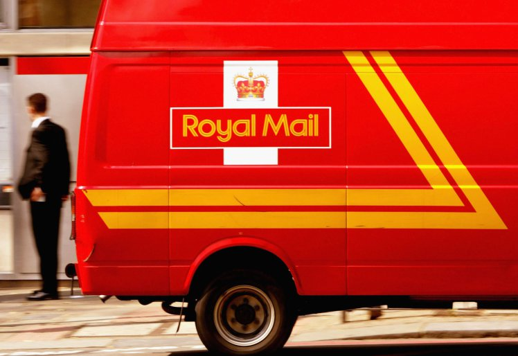 Retractable Security Grilles Royal Mail